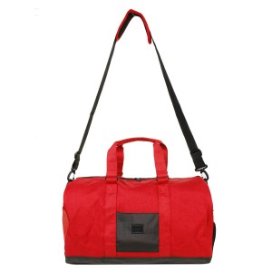 Black Friday 2020 | Herschel Sac de voyage Novel Aspect 52 cm barbados cherry crosshatch/black vente