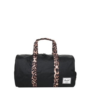 Herschel Sac de voyage Novel 52 cm black/desert cheetah vente