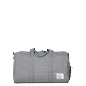 Vacances Noel 2019 | Herschel Sac de voyage Novel 52 cm mid grey crosshatch vente