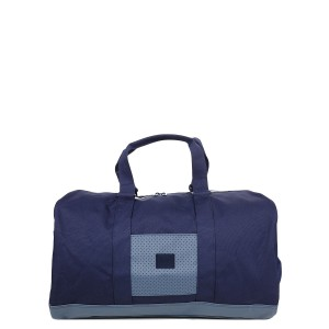 Herschel Sac de voyage Novel Aspect 52 cm peacoat/navy/vermillion orange vente