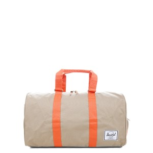 Herschel Sac de voyage Novel 52 cm kelp/vermillion orange vente
