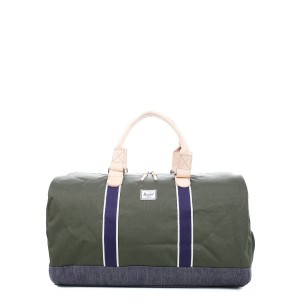Herschel Sac de voyage Novel Offset 52 cm forest night/ dark denim vente