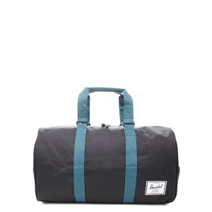 Herschel Sac de voyage Novel 52 cm black/deep teal vente