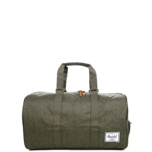 Herschel Sac de voyage Novel 52 cm olive night crosshatch/olive night vente