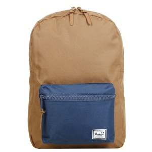 Black Friday 2020 | Herschel Sac à dos Settlement Mid Volume caramel navy vente