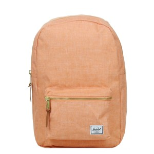 [Black Friday 2019] Herschel Sac à dos Settlement Mid Volume nectarine crosshatch vente
