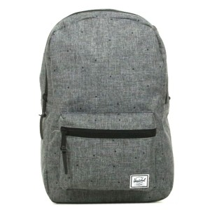 Black Friday 2020 | Herschel Sac à dos Settlement Mid Volume scattered raven crosshatch vente