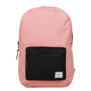 Herschel Sac à dos Settlement Mid Volume strawberry ice grid/black vente