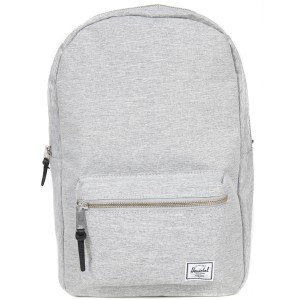 Herschel Sac à dos Settlement Mid Volume light grey crosshatch vente