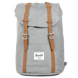 Black Friday 2020 | Herschel Sac à dos Retreat grey/tan vente