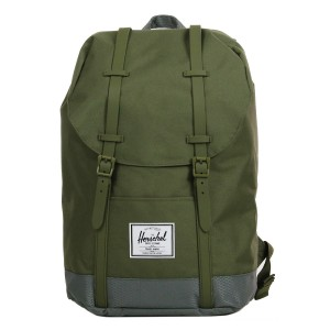 Black Friday 2020 | Herschel Sac à dos Retreat ivy green/smoked pearl vente