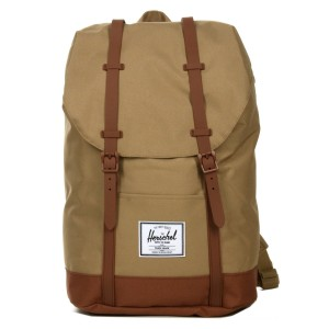 Herschel Sac à dos Retreat kelp/saddle brown vente