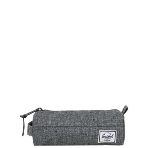 Herschel Trousse Settlement Case scattered raven crosshatch vente