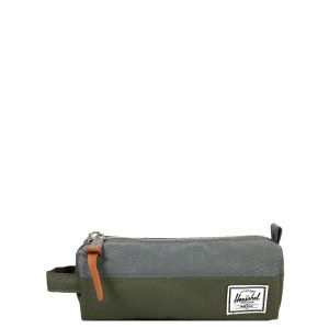 Herschel Trousse Settlement Case ivy green/smoked pearl vente