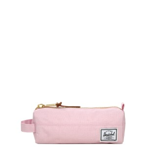 Herschel Trousse Settlement Case pink lady crosshatch vente