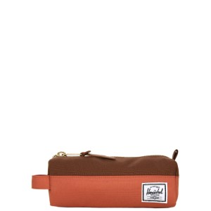 Herschel Trousse Settlement Case apricot brandy/saddle brown vente