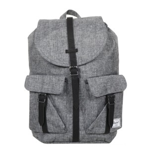 Black Friday 2020 | Herschel Sac à dos Dawson raven crosshatch black vente