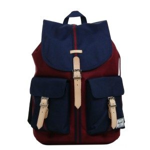 Black Friday 2020 | Herschel Sac à dos Dawson Offset windsor wine/peacoat vente