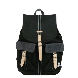Black Friday 2020 | Herschel Sac à dos Dawson Offset black/black denim vente