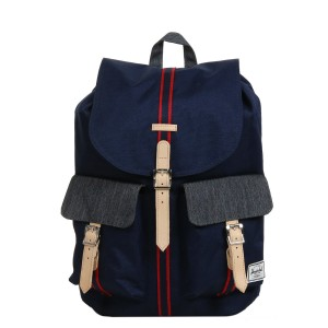 Black Friday 2020 | Herschel Sac à dos Dawson Offset peacoat/dark denim vente