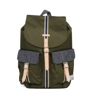 Herschel Sac à dos Dawson Offset forest night/ dark denim vente