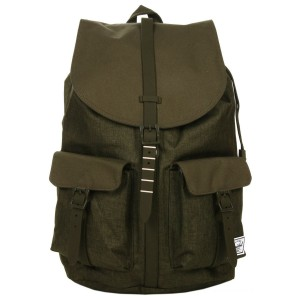 Herschel Sac à dos Dawson olive night crosshatch/olive night vente