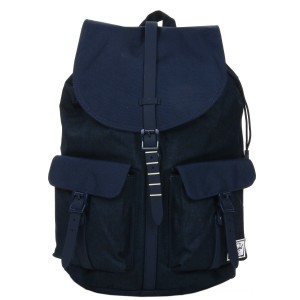 Herschel Sac à dos Dawson medievel blue crosshatch/medievel blue vente
