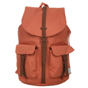 Herschel Sac à dos Dawson apricot brandy/saddle brown vente
