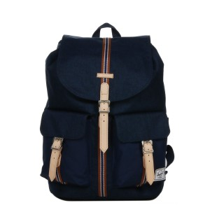 Black Friday 2020 | Herschel Sac à dos Dawson Offset medieval blue crosshatch/medieval blue vente