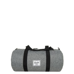 Black Friday 2020 | Herschel Sac de voyage Sutton Mid Volume 47.5 cm raven crosshatch black vente