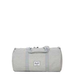 Vacances Noel 2019 | Herschel Sac de voyage Sutton Mid Volume 47.5 cm light grey crosshatch vente