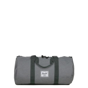 Black Friday 2020 | Herschel Sac de voyage Sutton Mid Volume 47.5 cm mid grey crosshatch vente