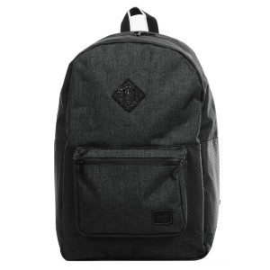 Herschel Sac à dos Ruskin Aspect black crosshatch/black/white vente