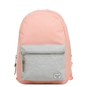 Vacances Noel 2019 | Herschel Sac à dos Grove X-Small peach/light grey crosshatch vente