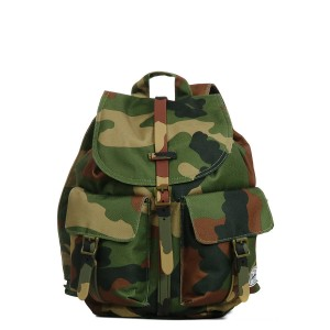 Black Friday 2020 | Herschel Sac à dos Dawson X-Small woodland camo vente