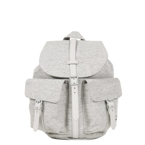 Herschel Sac à dos Dawson X-Small light grey crosshatch vente