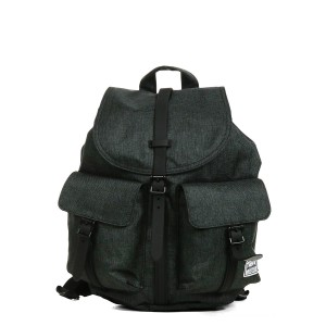 Herschel Sac à dos Dawson X-Small black crosshatch vente