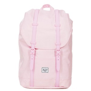 Vacances Noel 2019 | Herschel Sac à dos Retreat Mid-Volume pink lady crosshatch vente