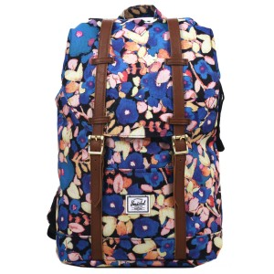 Vacances Noel 2019 | Herschel Sac à dos Retreat Mid-Volume painted floral vente