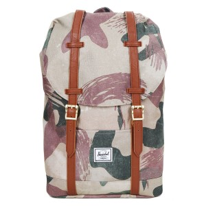 Black Friday 2020 | Herschel Sac à dos Retreat Mid-Volume brushstroke camo vente