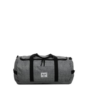Black Friday 2020 | Herschel Sac de voyage Sutton 59 cm raven crosshatch vente
