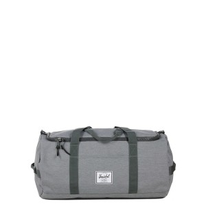 Black Friday 2020 | Herschel Sac de voyage Sutton 59 cm mid grey crosshatch vente