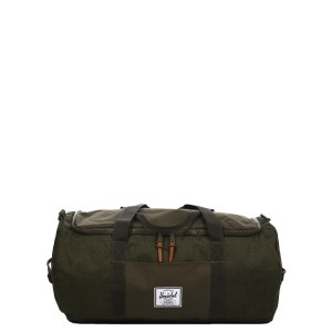 Herschel Sac de voyage Sutton 59 cm olive night crosshatch/olive night vente