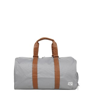 Vacances Noel 2019 | Herschel Sac de voyage Novel Mid-Volume 53 cm grey/tan vente