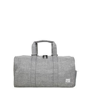 Vacances Noel 2019 | Herschel Sac de voyage Novel Mid-Volume 53 cm raven crosshatch vente