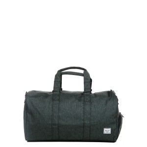 Herschel Sac de voyage Novel Mid-Volume 53 cm black crosshatch vente