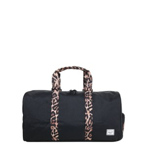 Vacances Noel 2019 | Herschel Sac de voyage Novel Mid-Volume 53 cm black/desert cheetah vente