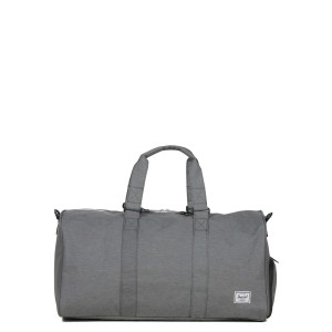 Vacances Noel 2019 | Herschel Sac de voyage Novel Mid-Volume 53 cm mid grey crosshatch vente