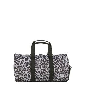 Black Friday 2020 | Herschel Sac de voyage Novel Mid-Volume 53 cm snow leopard vente
