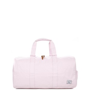 Vacances Noel 2019 | Herschel Sac de voyage Novel Mid-Volume 53 cm pink lady crosshatch vente